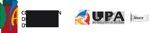 Logo CAA UPA Alsace